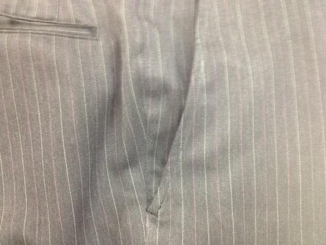 パンツの前側のポケットの破れ直しafter